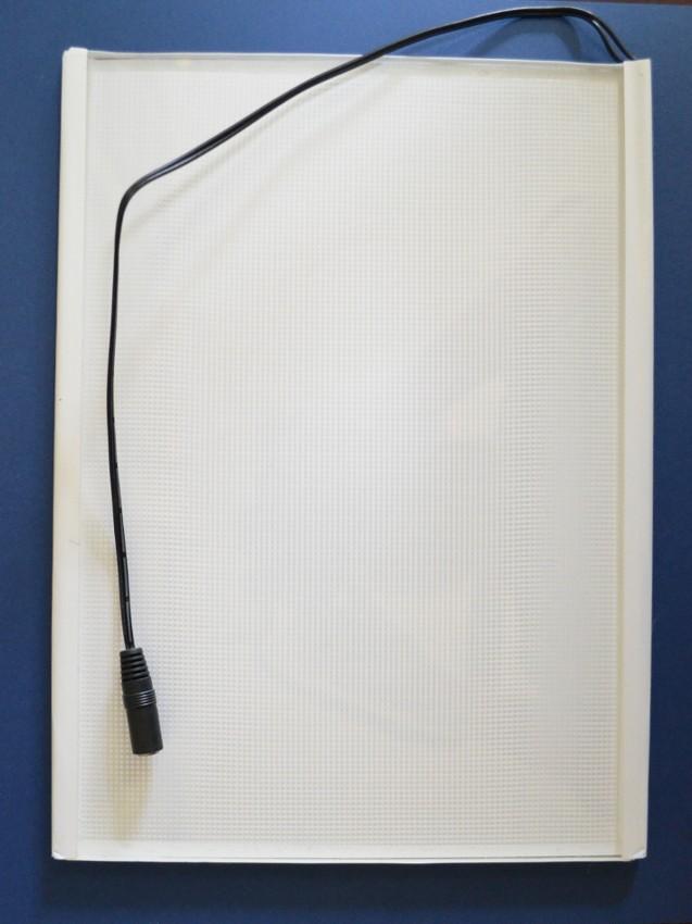 Lithophane Backlight